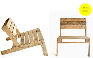 studiomama pallet chair